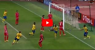 بالفيديو: هدف فوز صن داونز في مرمى الوداد