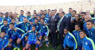 للمرة الثامنة… الرجاء البيضاوي يفوز بكأس العرش على حساب الدفاع الحسني الجديدي