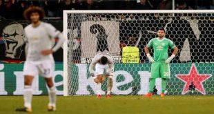 دوري الأبطال.. مانشستر يونايتد يسقط أمام بازل السويسري