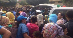 حادث مؤلم يهز ساكنة حي الفرح بمدينة تيفلت
