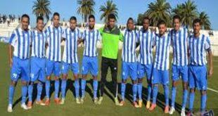 نهضة الزمامرة يرتقي لصدارة البطولة المغربية للهواة
