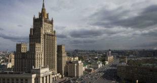 موسكو: تجب معاقبة ناشري معلومات حول حسابات السفارة الروسية في واشنطن