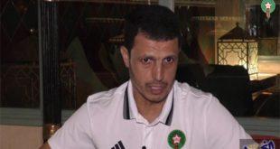 السلامي يكشف تشكيلة المنتخب المغربي المحلي لمواجهة غينيا