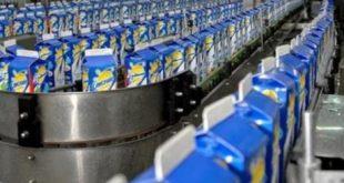 """شركة """"سنطرال دانون"""" تعتزم تخفيض كميات الحليب المجمع بنسبة 30 في المائة على الصعيد الوطني"""