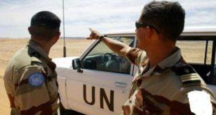 """وفد من الأمم المتحدة يتفحص مصاريف بعثة """"مينورسو"""""""