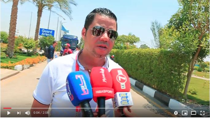 تعليق نوفل عواملة حول أداء المنتخب المغربي