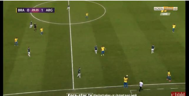 بث مباشر : البرازيل– الأرجنتين | مباراة دولية ودية