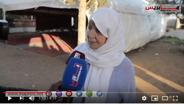 شاهدات مؤثرة لعائلة المرحوم أحمد شهاب إبن مدينة تيفلت الذي قضى في الطائرة المنكوبة بإثيوبيا