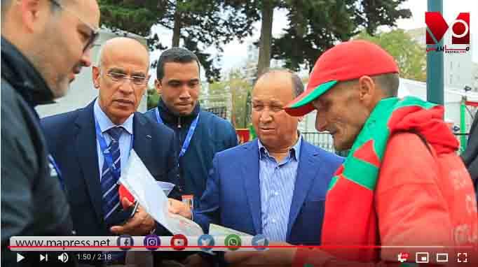 أسرع استجابة طلب في المغرب… شاهد الفديو إلى نهاية